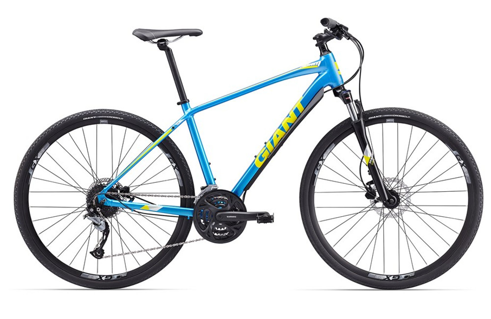 Roam 2 Disc M Blue