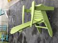 Folding Adirondack Chair Kiwi Green