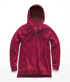 Women's Om ½ Zip Rumba Red