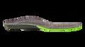 O FIT Insole Plus Medium Arch Green