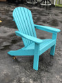 Adirondack Chair Aruba Blue