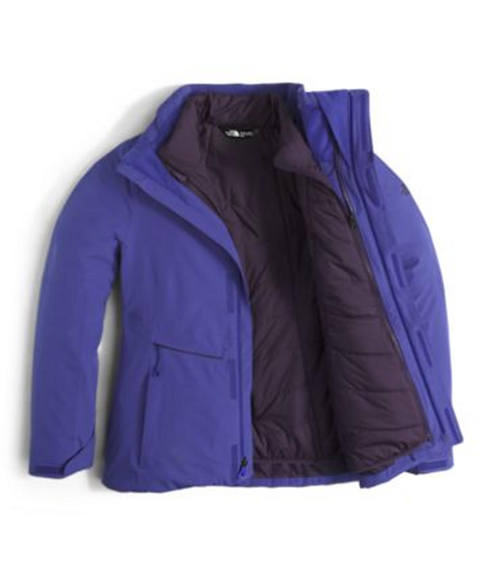 8ca931571 Women's Garner Triclimate® Jacket Transantarctic Blue Snowfl