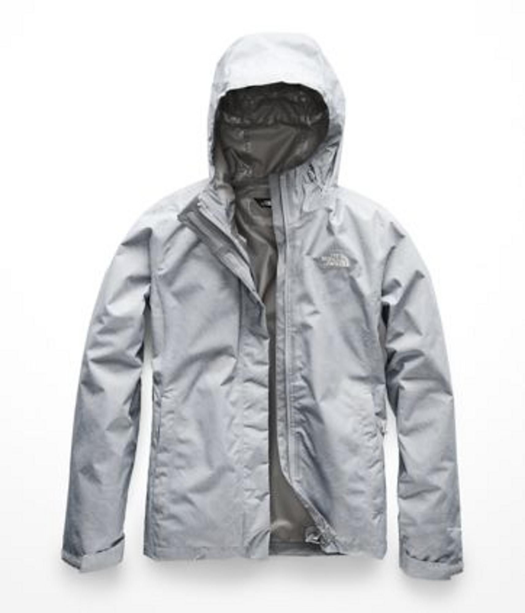 b12fa1f09 Women's Print Venture Jacket Mid Grey Linear Topo Print