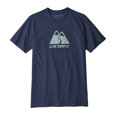 e94f73f002540 M s Live Simply Winding Responsibili-Tee Classic Navy w Cade.  35.00. Live  Simply Hook Roger That Hat ...