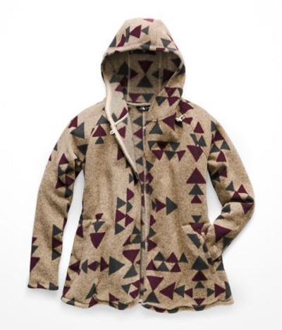 fe7354104 Women's Mountain Sweatshirt Full Zip Peyote Beige/Graphite G ...
