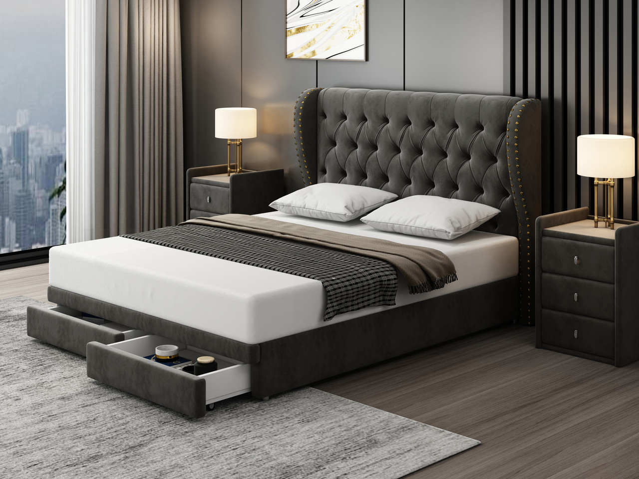 Why You Should Buy a Bed with Storage