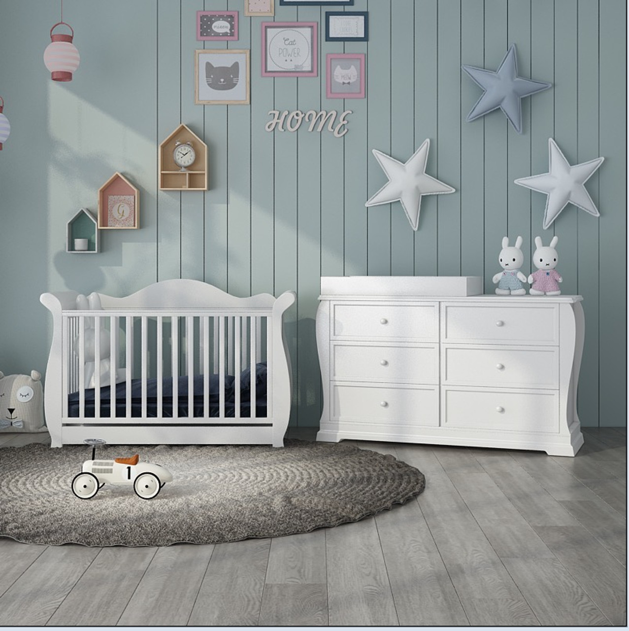 How to Ensure Your Baby's Safety While They Sleep in A Cot?