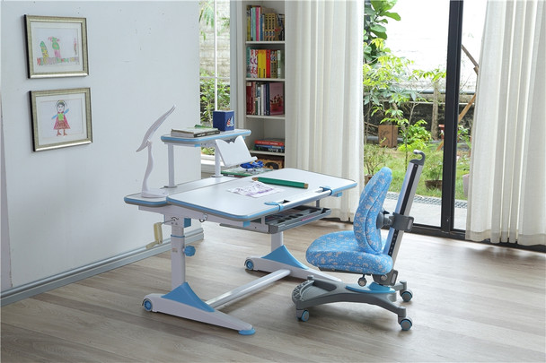 Kids Study Desk Ergonomic design/ Children Table Height Adjustable