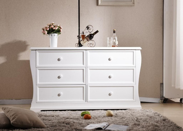 Brand new Addyson 6 chest of drawers
