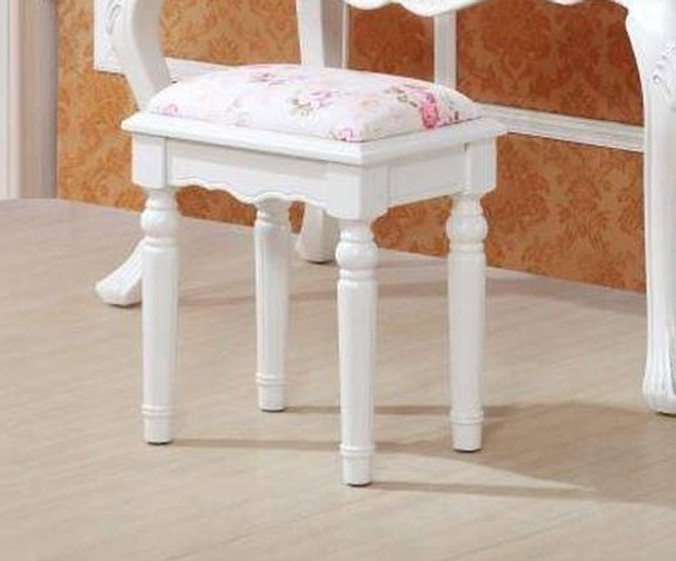 BRAND NEW FRENCH PROVINCIAL STOOL