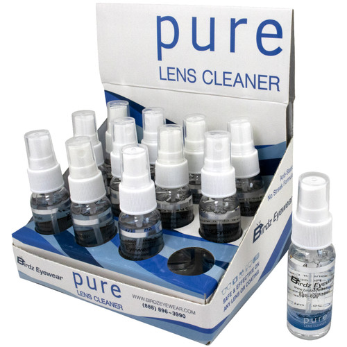Retail Display Pure Lens Cleaner