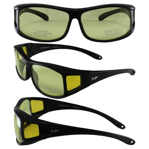 aaddddd89c130 ... Black Frame Yellow Lenses · Tortoise ...