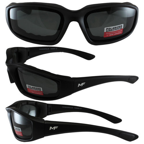 Smoke Polarized Lenses