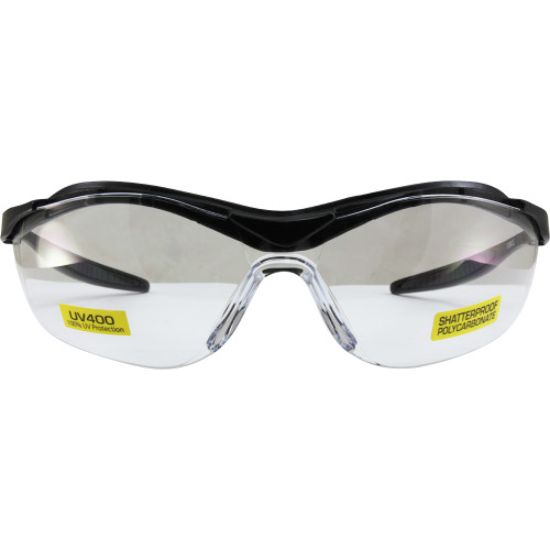 Force Safety Glasses with Clear Lens