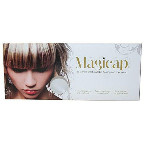MAGICAP REUSABLE FROSTING AND TIPPING CAP