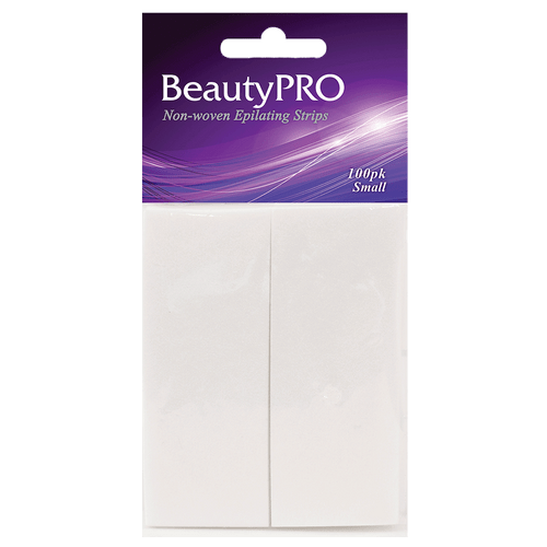NON WOVEN WAX STRIPS 100 PACK