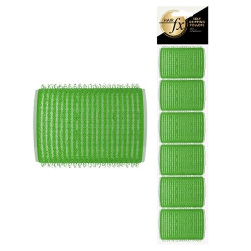 SELF GRIPPING VELCRO ROLLERS - 12PC PACK