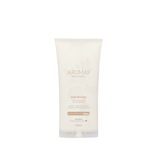 NAK HAIR AROMAS COLOUR ENDS THERAPY LEAVE-IN MOISTURISER 150ML
