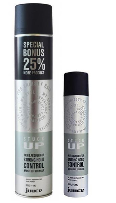 STUCK UP HAIR LACQUER STRONG HOLD CONTROL DUO PACK