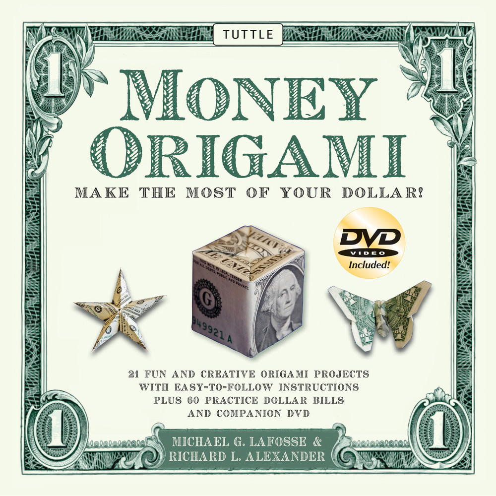 Money Origami Kit