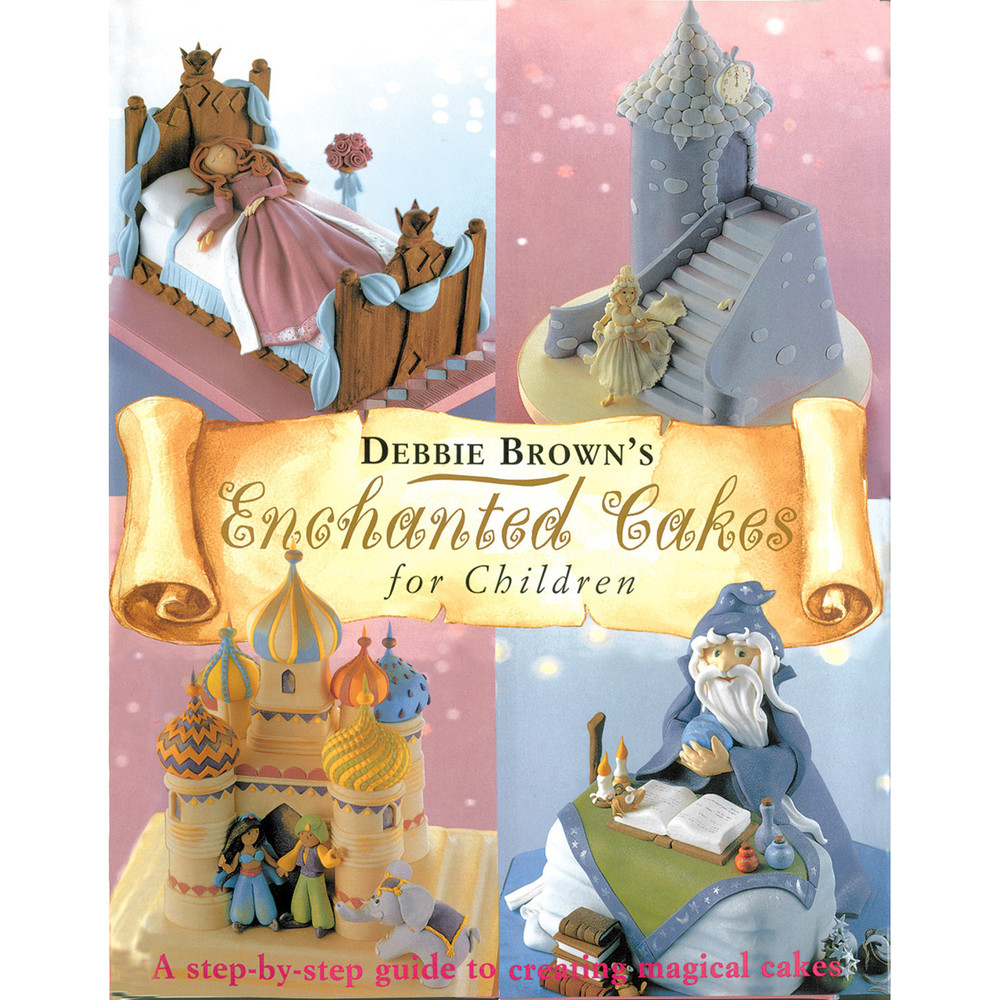 Enchanted Cakes for Children (9781853918490)