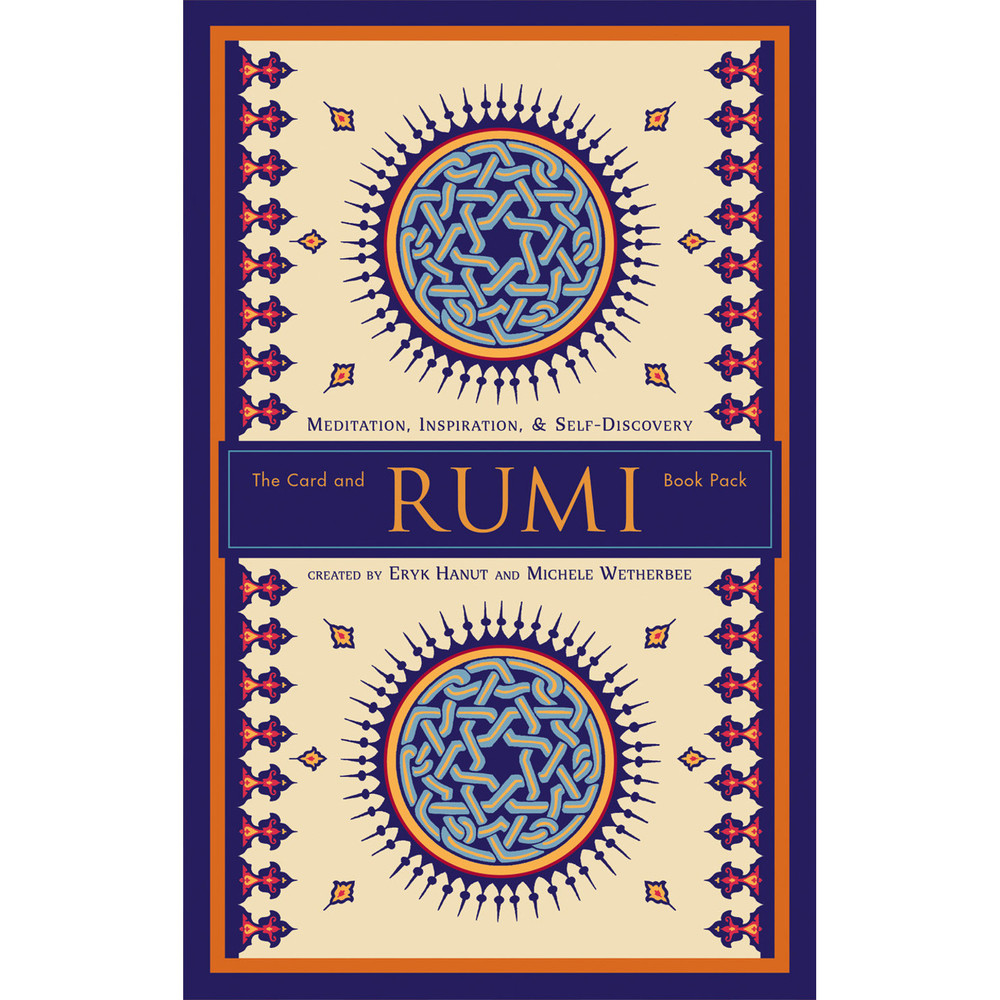 Rumi The Card and Book Pack