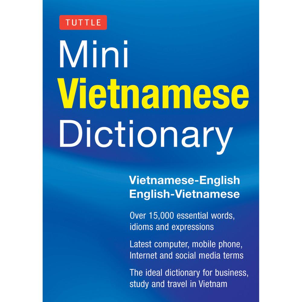 Tuttle Mini Vietnamese Dictionary