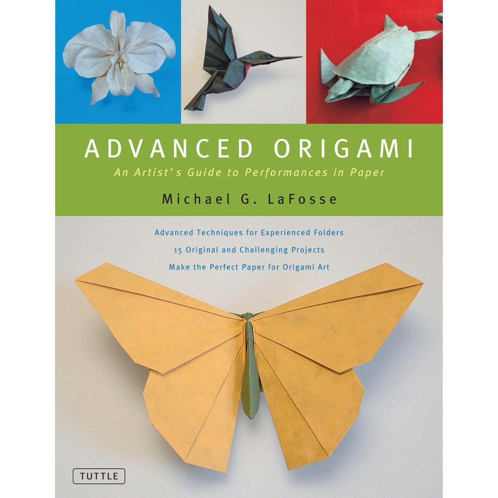 Advanced Origami (Hardcover with Jacket)