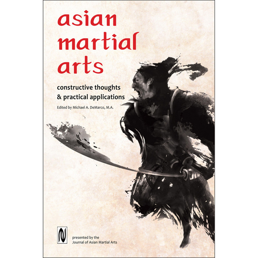 Asian Martial Arts (Paperback with Flaps)