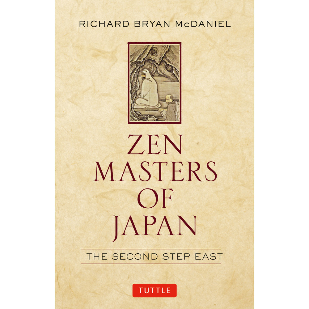 Zen Masters of Japan (Hardcover with Jacket)