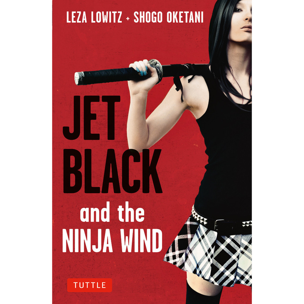 Jet Black and the Ninja Wind (Hardcover with Jacket)