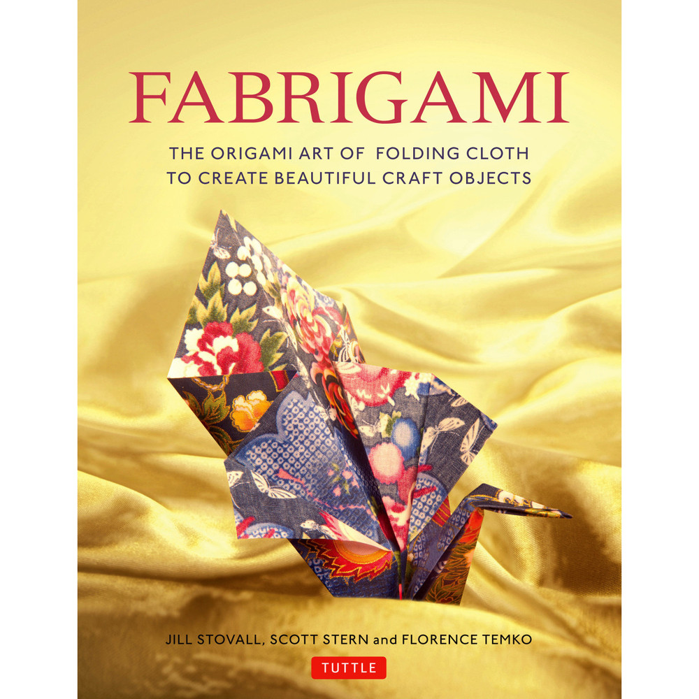 Fabrigami (Paperback with Flaps)