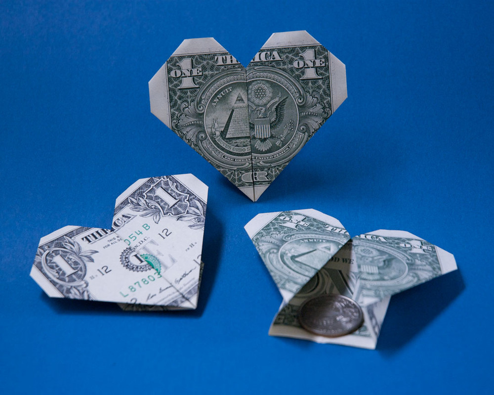 Mini Money Origami Kit