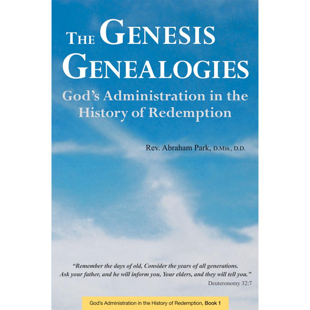 The Genesis Genealogies (Hardcover with Jacket)