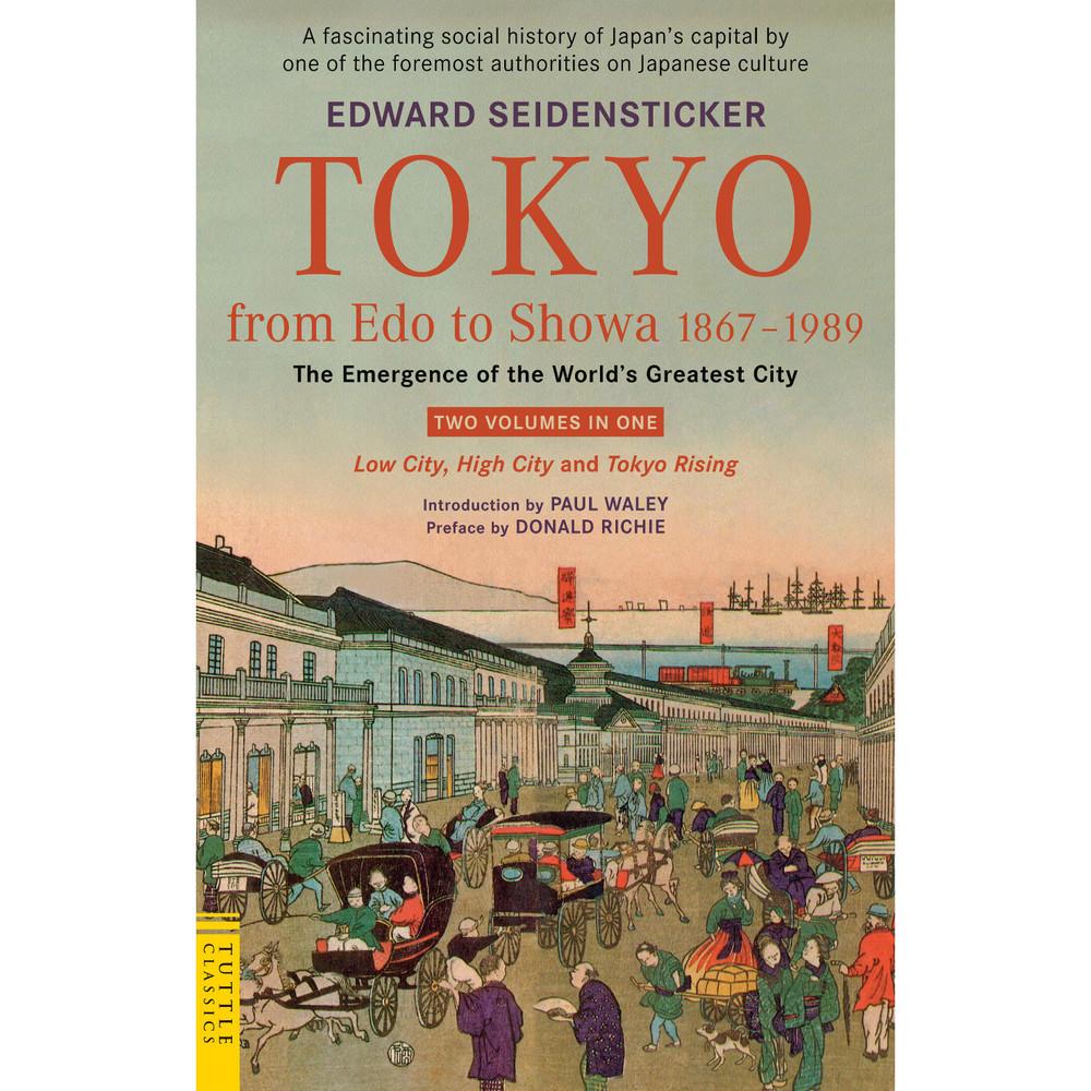 Tokyo from Edo to Showa 1867-1989