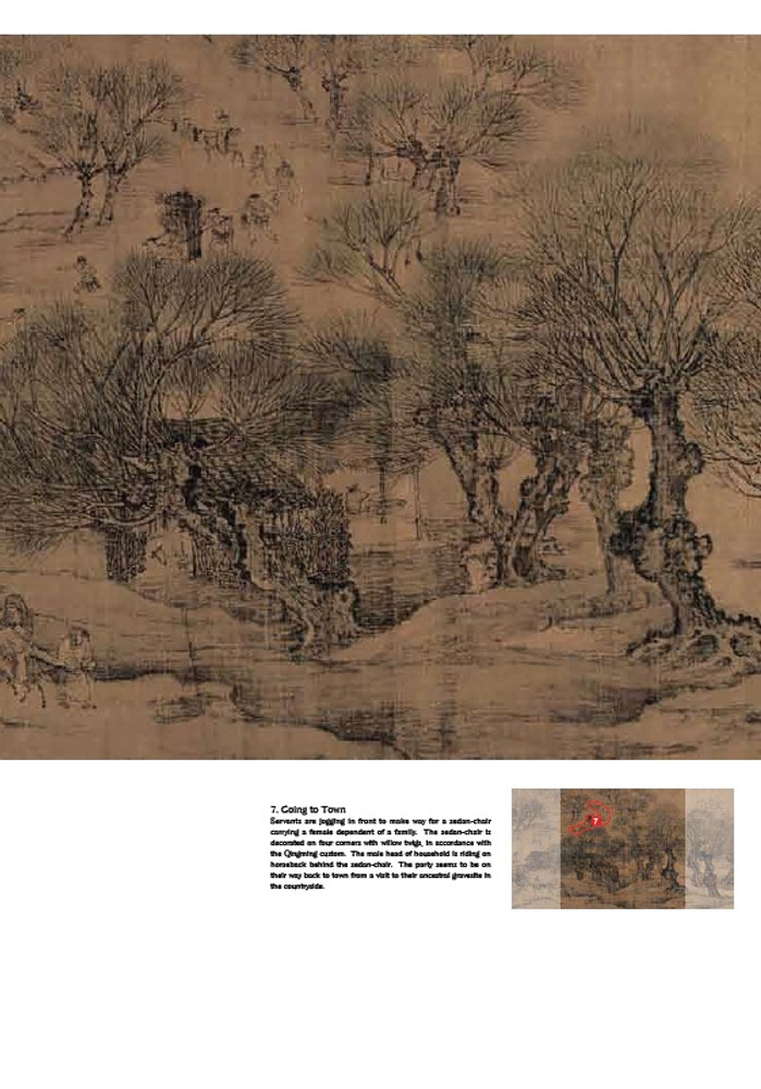 Scenes along the River during the Qingming Festival