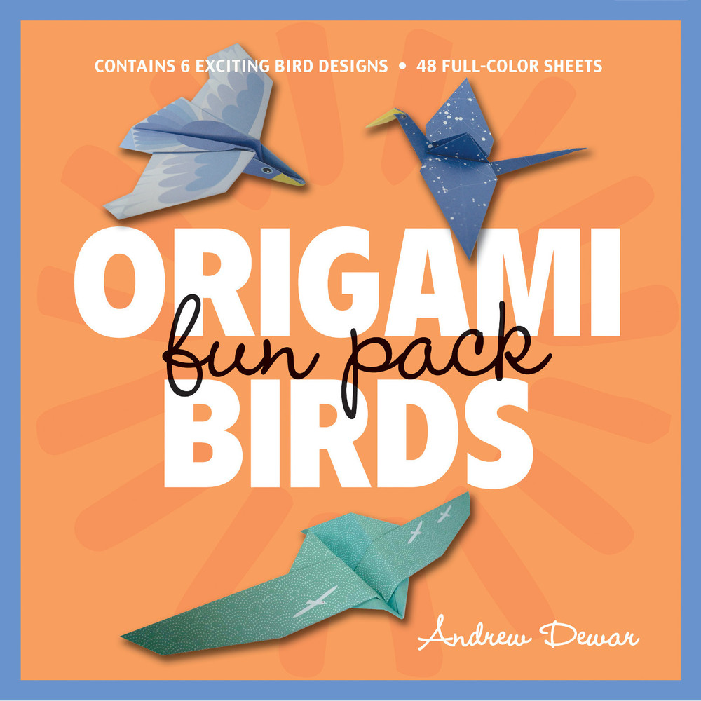 Origami Birds Fun Pack