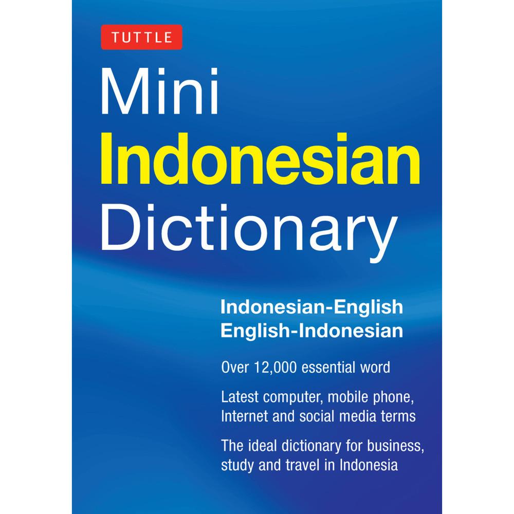 Tuttle Mini Indonesian Dictionary