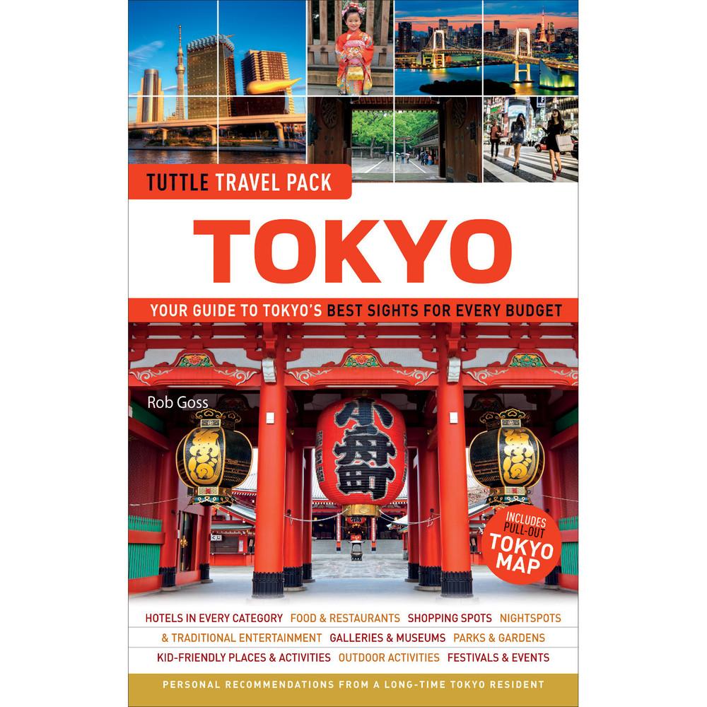 Tokyo Tuttle Travel Pack