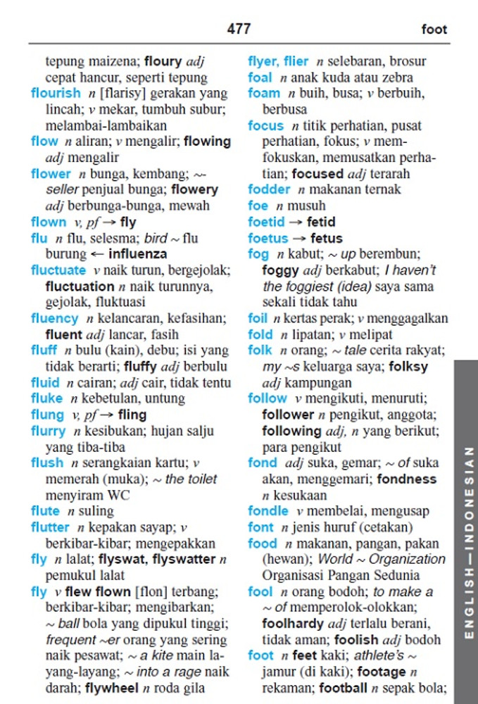 Tuttle Concise Indonesian Dictionary