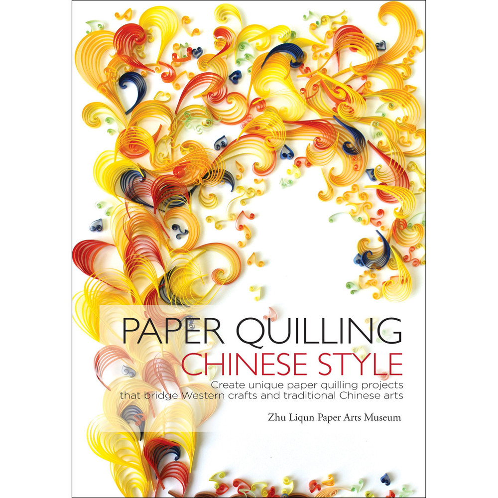 Paper Quilling Chinese Style