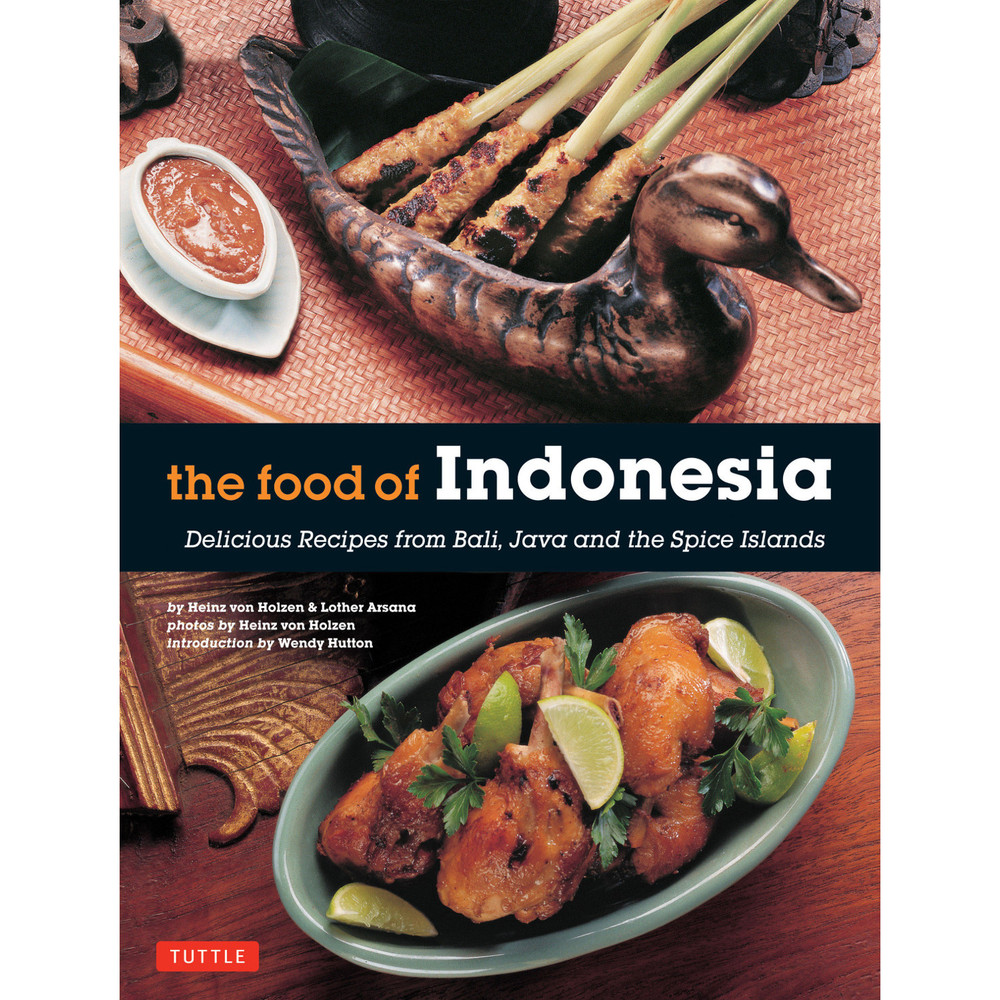 The Food of Indonesia