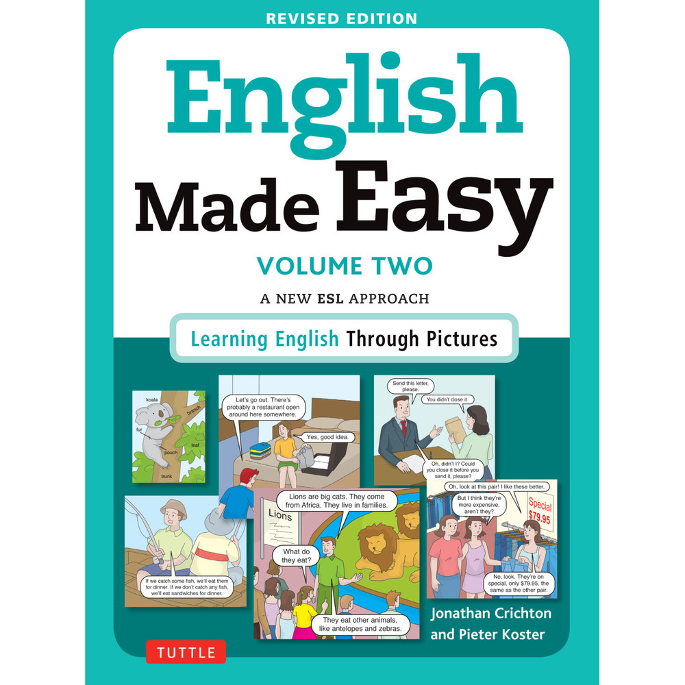 English Made Easy Volume Two (9780804845250)