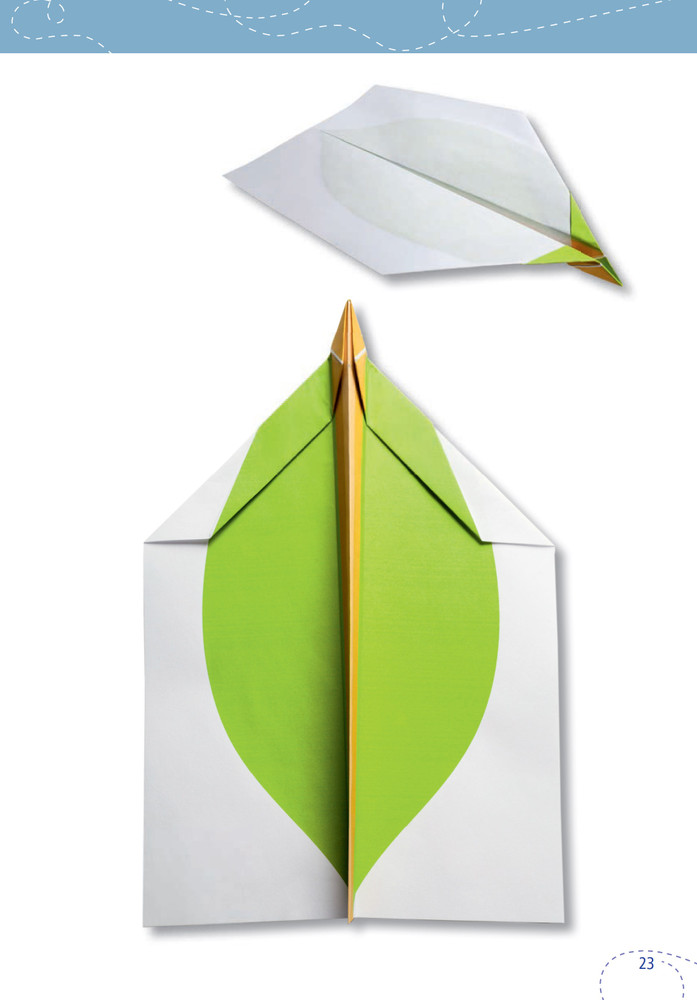 Next Generation Paper Airplanes Kit