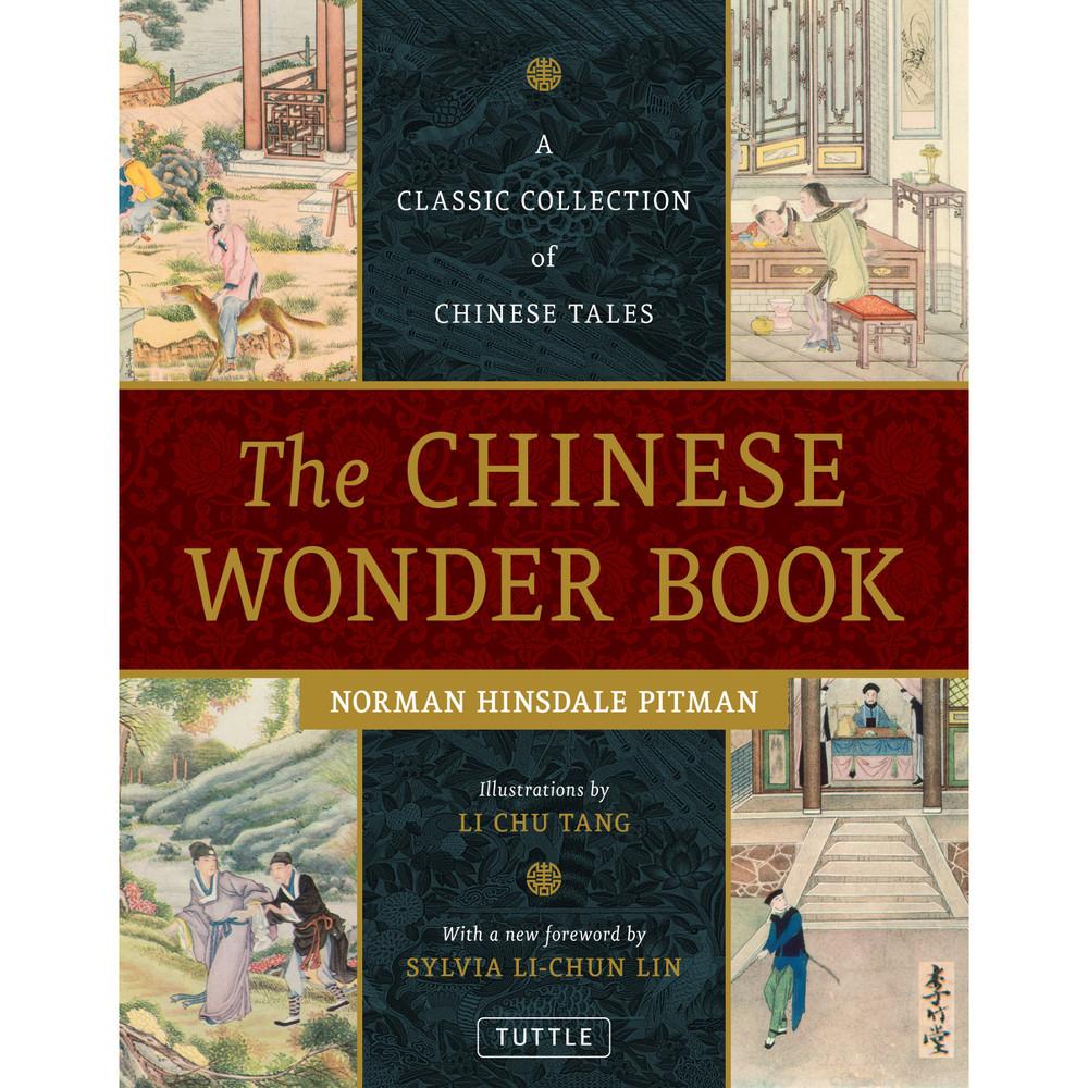 The Chinese Wonder Book