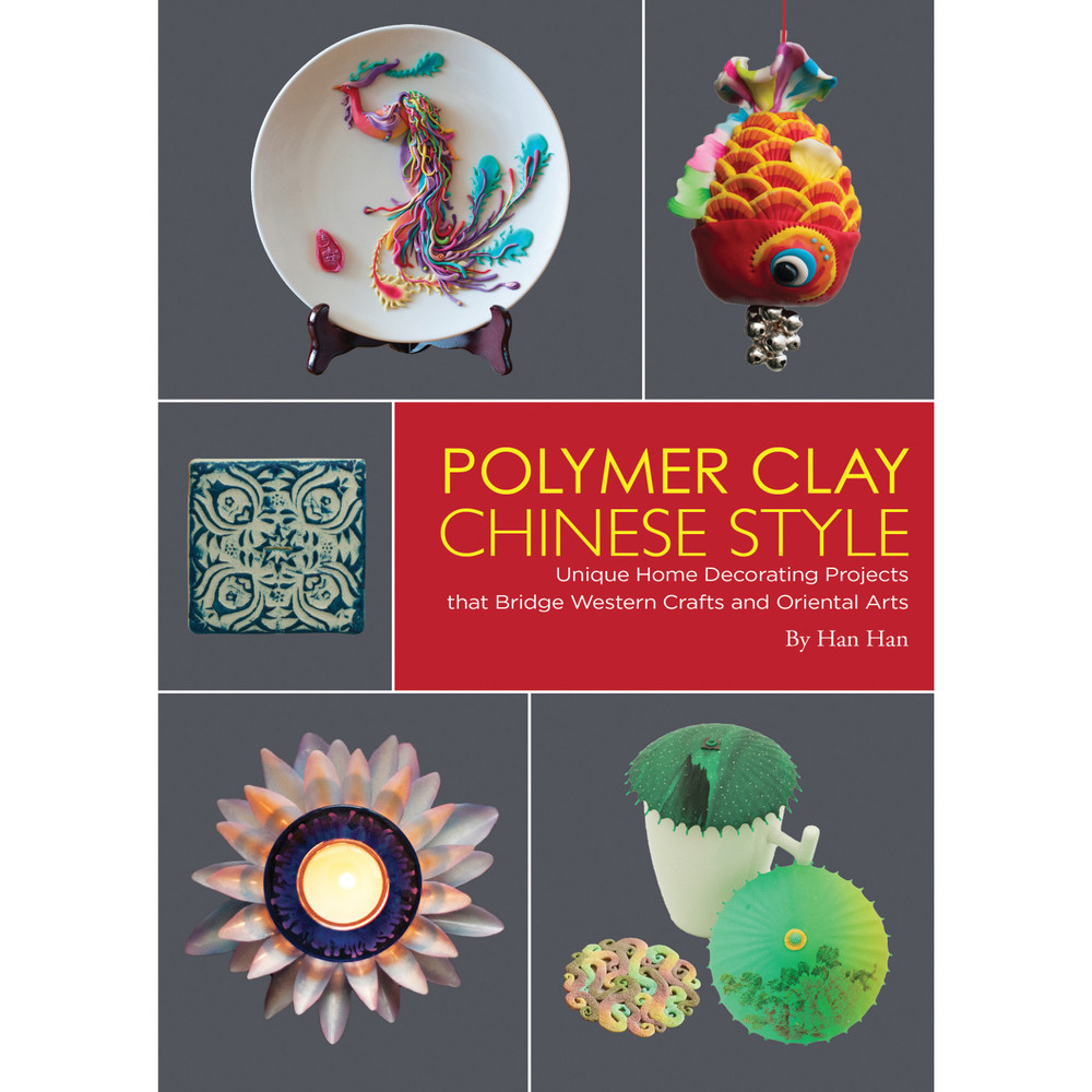 Polymer Clay Chinese Style