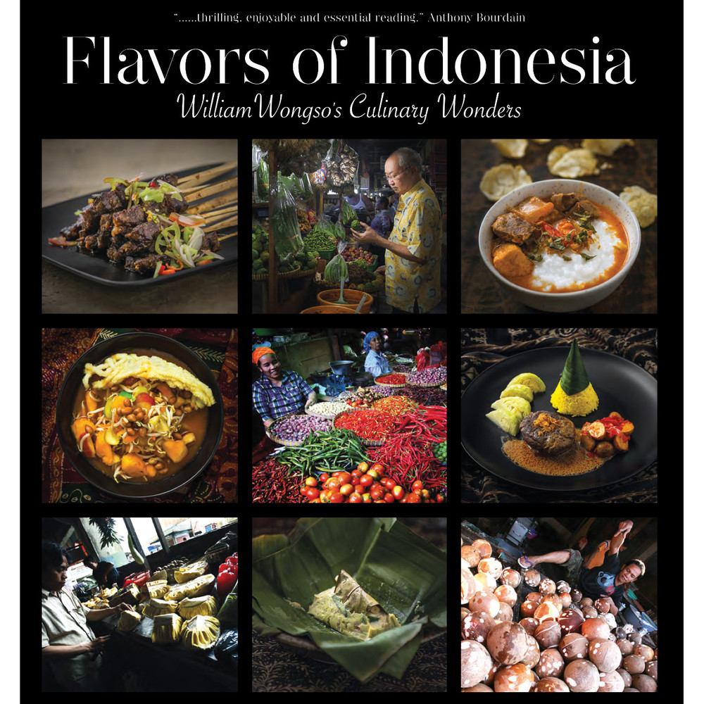 Flavors of Indonesia