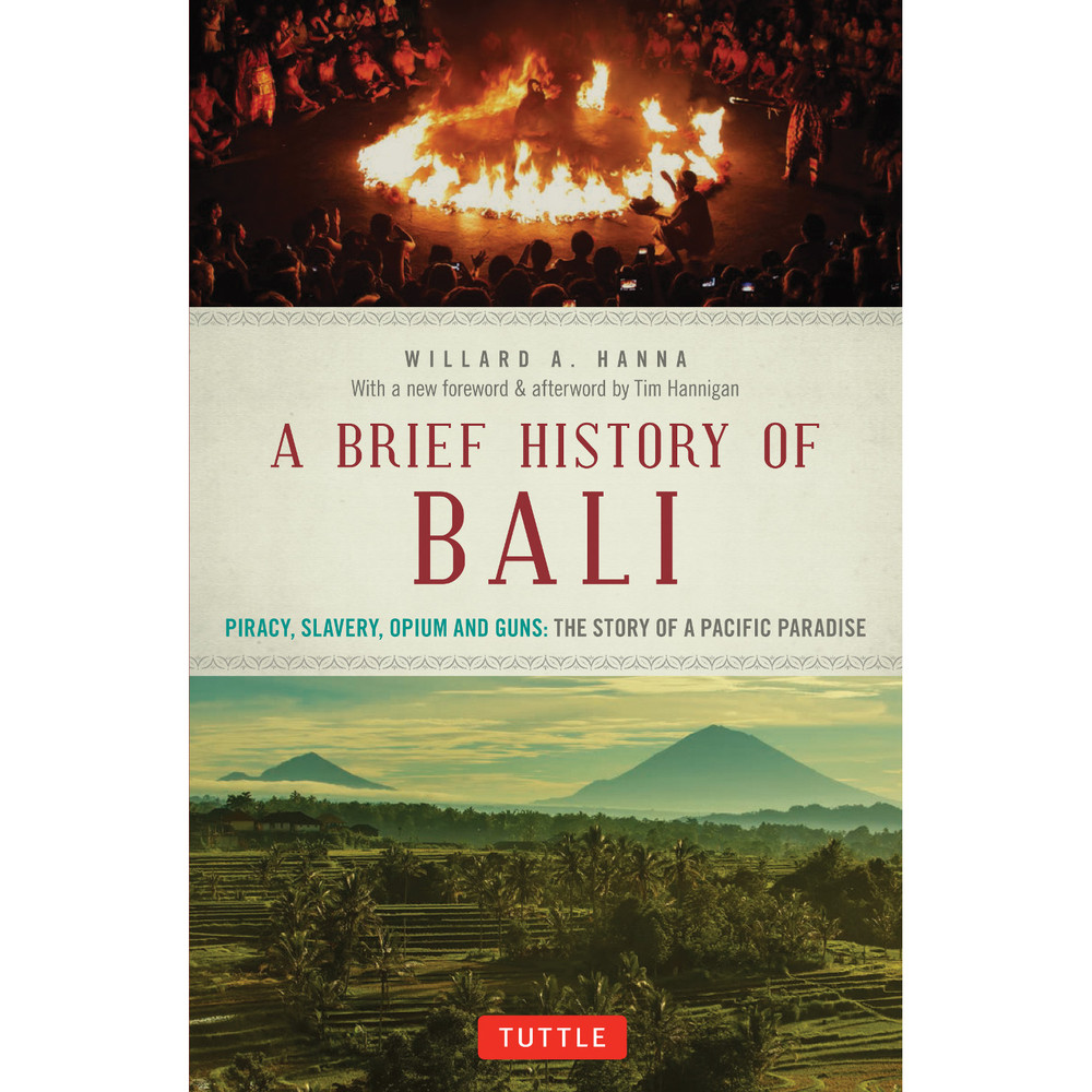 A Brief History Of Bali
