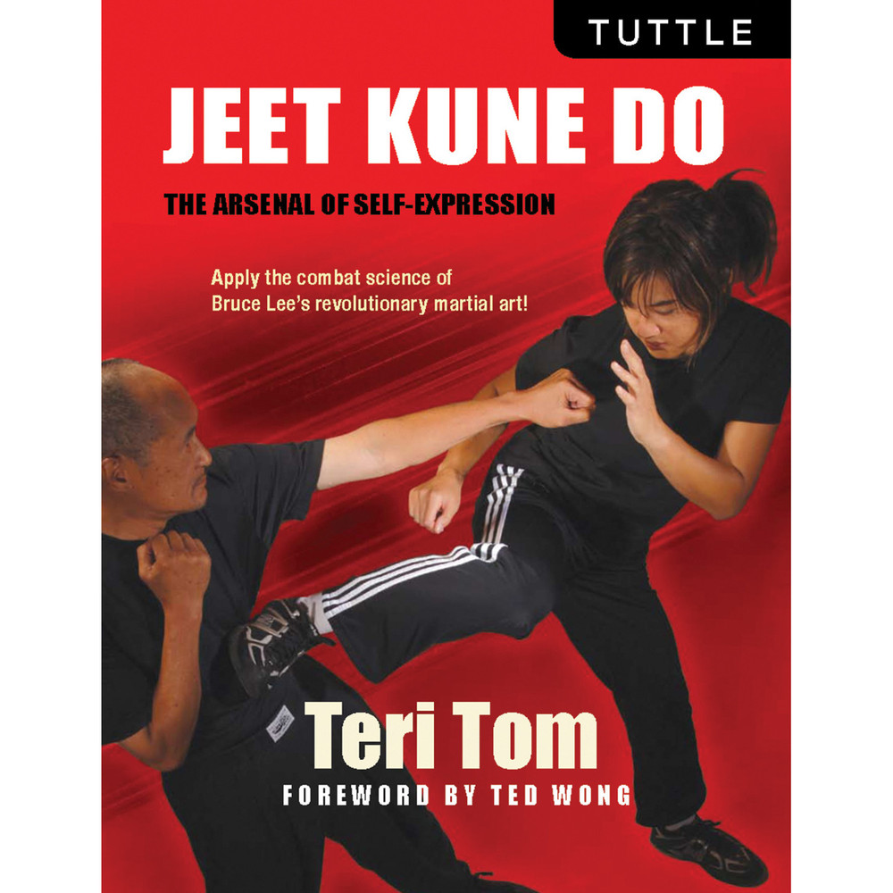 Jeet Kune Do (Paperback with Flaps) (9780804847797)