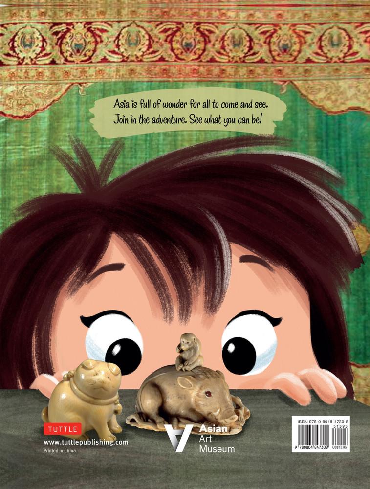 Adventures in Asian Art (9780804847308)